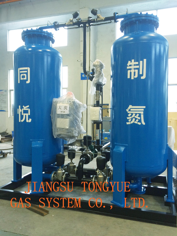 High Reliability Laboratory N2 Gas Generator Stainless Steel Body For Grain Storage